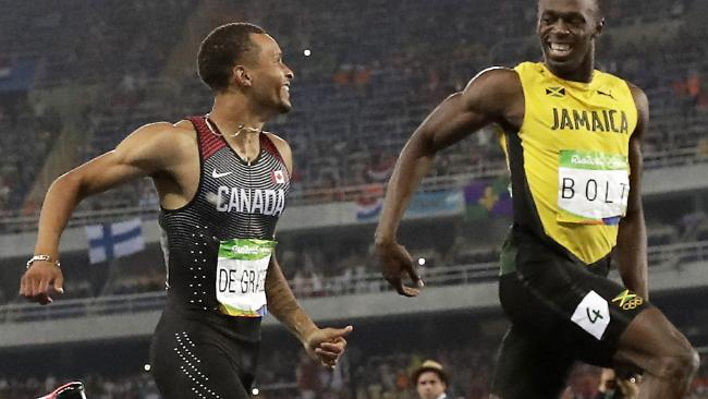 Andre and Bolt