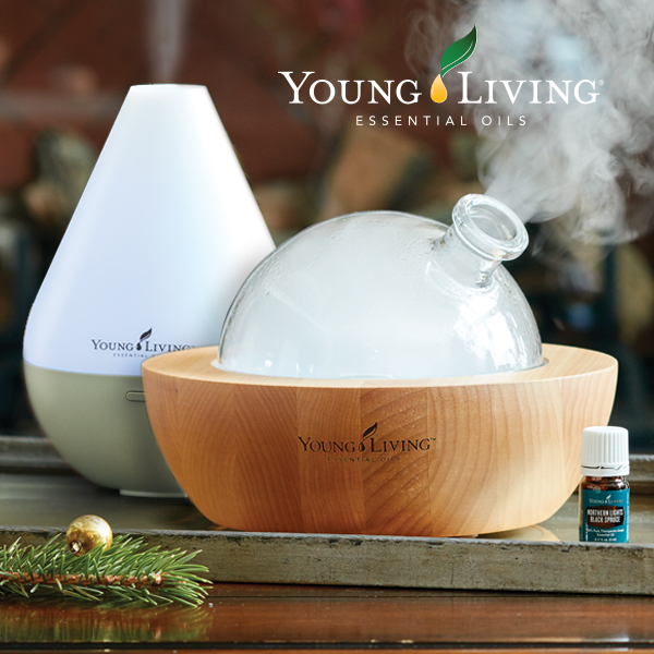 YOung Living Diffusers