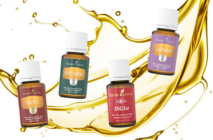 YOung Living 4 Essentials