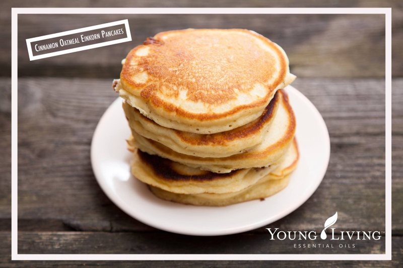 Young Living pancake mx
