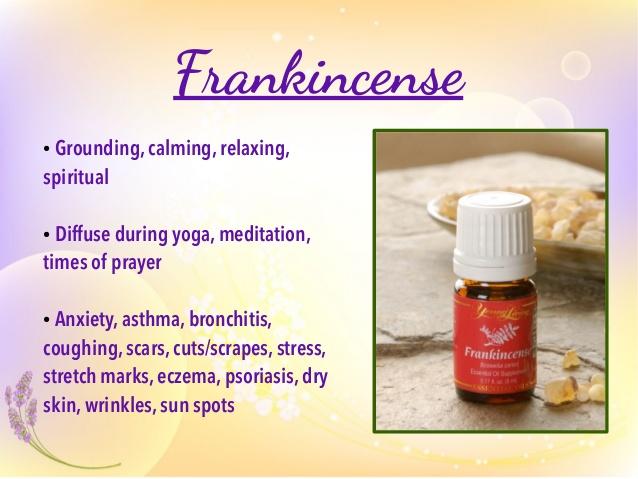 Frankincense benefits