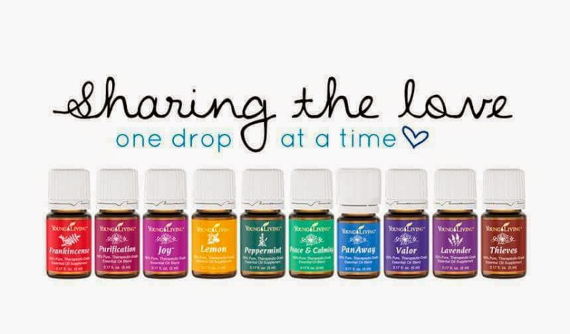 YOung Living sharing the love