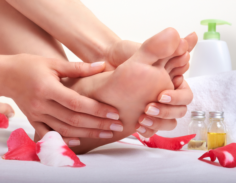 Young Living Hands and Feet