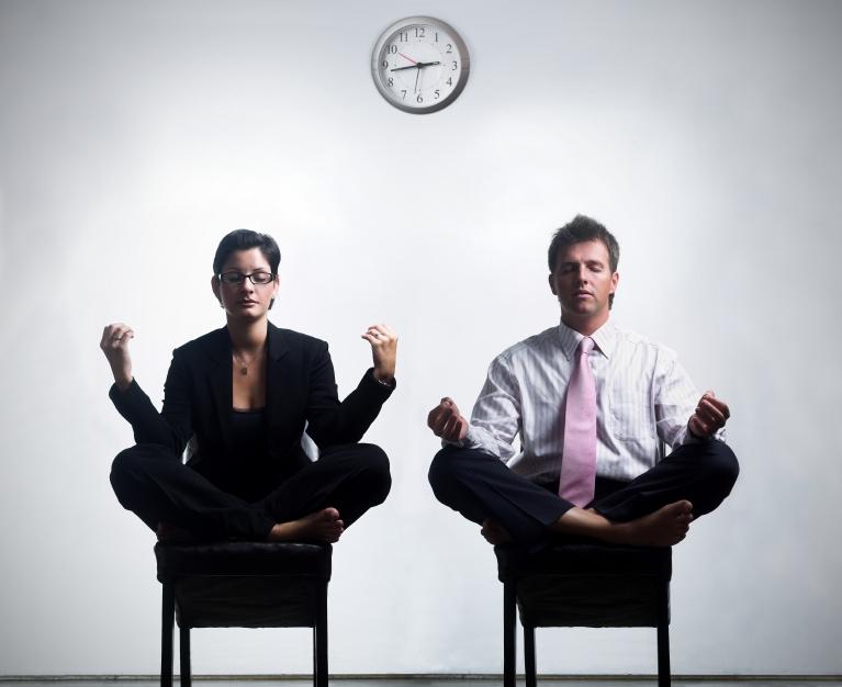 Man and Women Zen