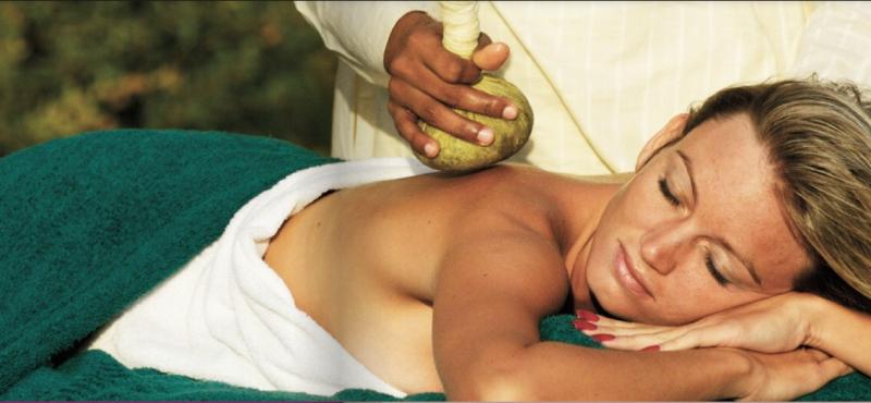 Sineesh Thomas Massage woman