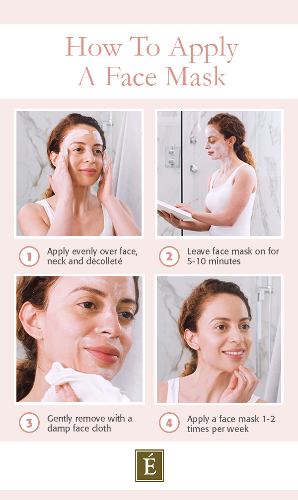 Eminence-organics-how-to-use-face-mask