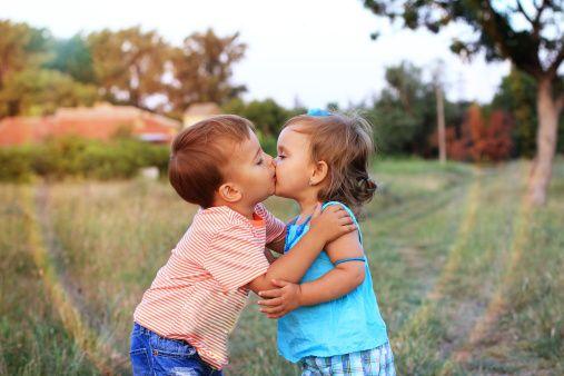 Kissing 1
